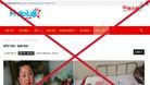 Website Baophapluat24h.net có dấu hiệu mạo danh Báo Pháp luật Việt Nam
