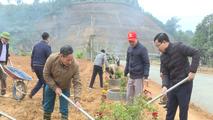 """Huyện Bảo Thắng hoàn thành xây dựng nông thôn mới đầu tiên của tỉnh Lào Cai nhờ """"lấy dân làm gốc"""""""