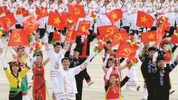 Đưa Nghị quyết Đại hội XIII của Đảng vào cuộc sống: Khơi dậy khát vọng phát triển  đất nước phồn vinh, hạnh phúc