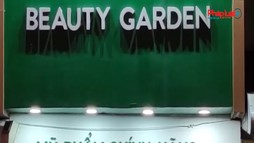 Mỹ phẩm Beauty Garden bị xử phạt vì kinh doanh hàng nhập lậu, không rõ nguồn gốc xuất xứ