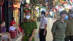 Hà Nội yêu cầu không tập trung quá 10 người nơi công cộng