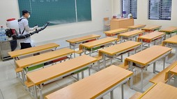 Các trường Hà Nội phải sẵn sàng điều kiện an toàn đón học sinh trước 1/3