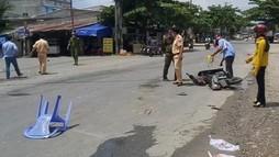 Tin giao thông đến sáng 16/5: Người phụ nữ ngã vào xe tải tử vong; nghi án ô tô đuổi theo húc xe máy khiến 2 người chết