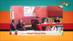 """Đạo diễn Nguyễn Quang Dũng hội ngộ với SV 2020 - 2021 ở một nơi """"đặc biệt"""""""