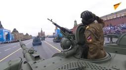 [Trực tiếp] Duyệt binh kỉ niệm 76 năm Ngày Chiến thắng trên Quảng trường Đỏ ở Moscow (Nga)