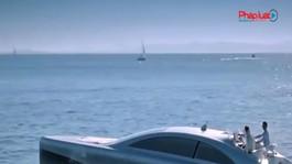 Tesla giới thiệu siêu du thuyền chạy bằng điện giá 675 triệu USD