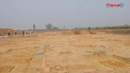 Nhiều phát hiện mới tại Di sản thế giới Thành nhà Hồ