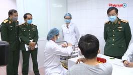 367 người tiêm thử nghiệm vaccine ngừa COVID-19 Nano Covax giai đoạn 2