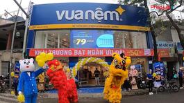 Vua Nệm đặt mục tiêu mở rộng 160 cửa hàng trên cả nước trong năm 2021
