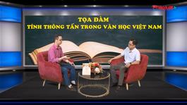 Tọa đàm: Nhân Ngày sách Việt Nam nghĩ về tính thông tấn trong văn học
