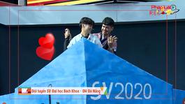 Tập 14 SV 2020 - 2021: Nghẹt thở với chiến thắng sát nút