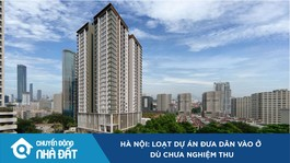 Hà Nội: Loạt dự án tự ý đưa dân vào ở dù chưa nghiệm thu