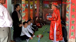 Nhà hoạt động xã hội tiêu biểu ASEAN Nguyễn Hoàng Sang và hành trình thiện nguyện tại Lam Thuỷ.