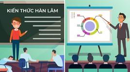 Việt Nam thiếu vắng đội ngũ giảng viên đào tạo thực chiến cho giới trẻ đam mê kinh doanh?