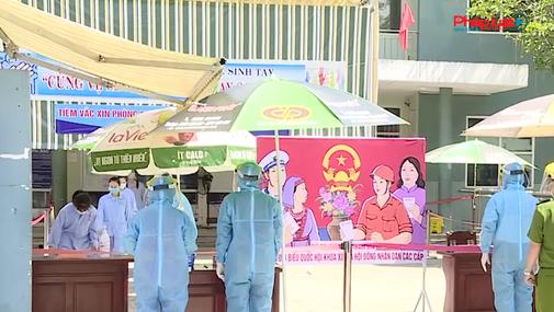 Đà Nẵng diễn tập phương án bầu cử trong bối cảnh dịch COVID-19