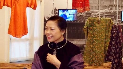 """GS.TS Việt kiều Thái Kim Lan:  """"Tôi vẫn là một người Việt thuần túy"""""""