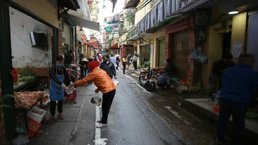 Bắc Ninh yêu cầu người dân 3 ngày đi chợ 1 lần