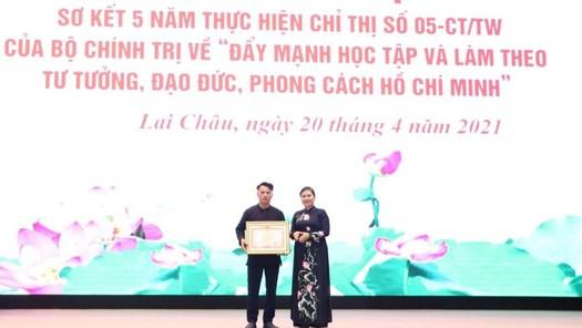96% đảng viên, CBCCVC, người lao động tại Lai Châu xây dựng kế hoạch học tập và làm theo Bác
