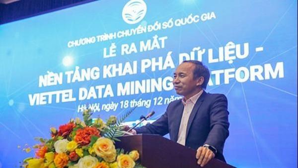 """Nền tảng """"Make in Vietnam"""" biến khối lượng dữ liệu vô nghĩa thành thông tin giá trị"""