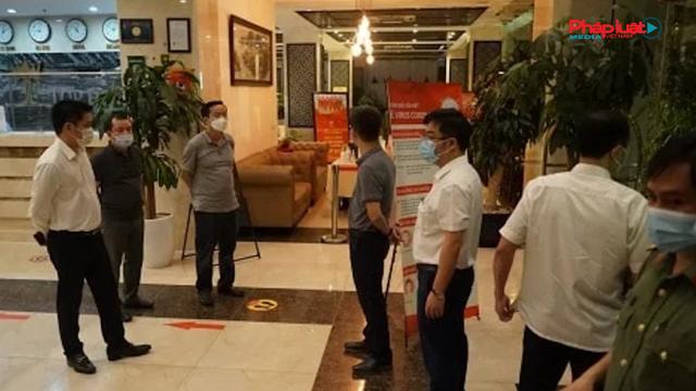 """Khách sạn ở Hà Nội phải giải trình việc """"thu phí cho cả công an, y tế chống dịch"""""""