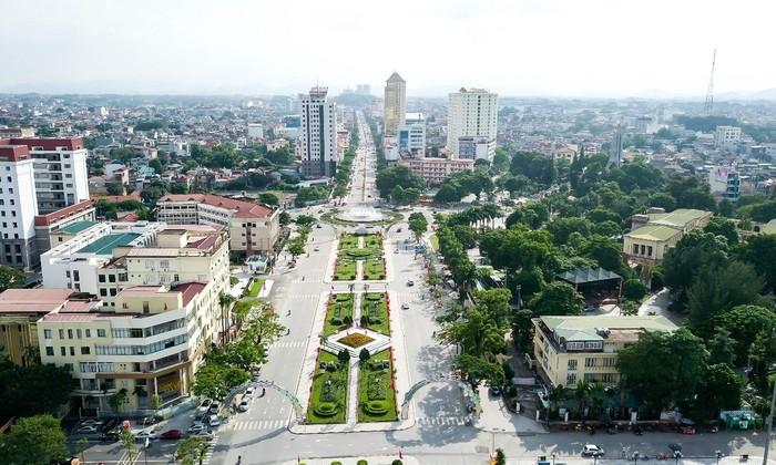 Thái Nguyên có vị trí địa lý thuận lợi cho sản xuất và tiêu thụ hàng hóa