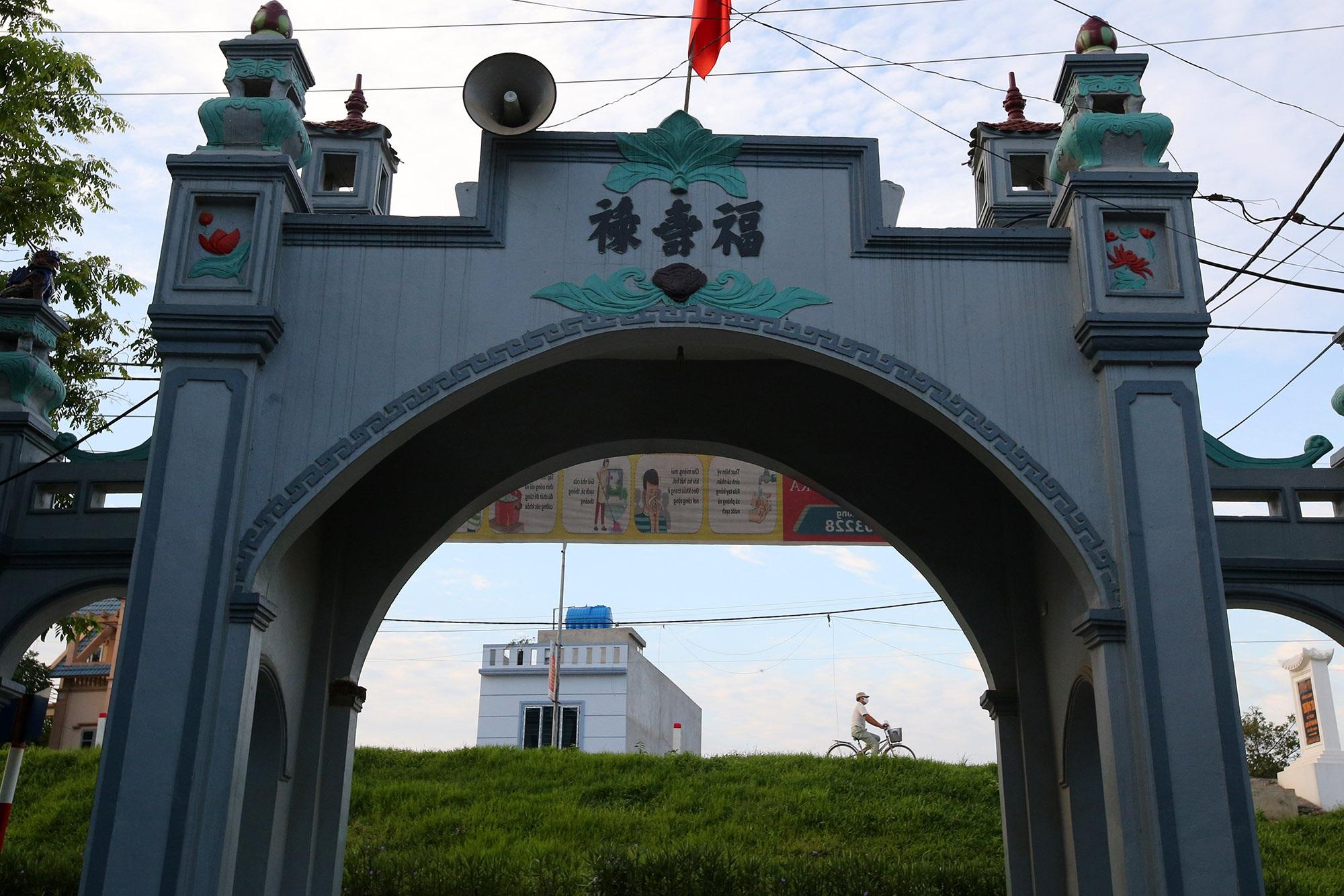 Phong cảnh bình yên nhìn từ những triền đê ở Hà Nội - 10