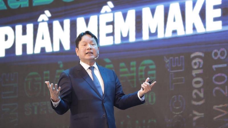 Ông Trương Gia Bình, Chủ tịch HĐQT FPT.