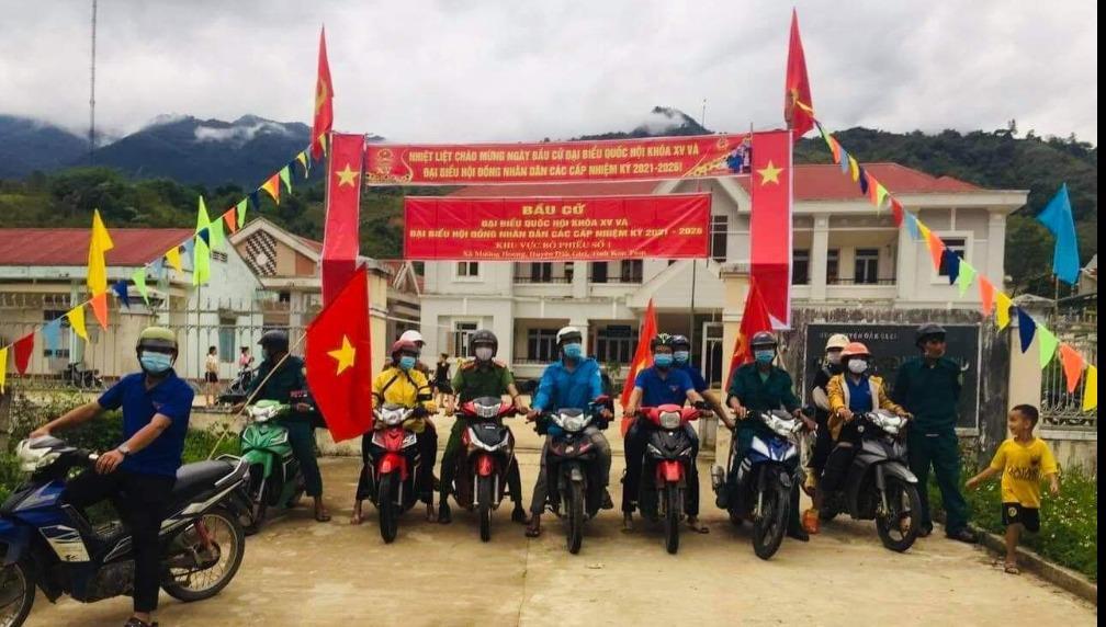 Ngày mai (22/3) hơn 10.000 nghìn cử tri vùng biên giới Kon Tum sẽ bầu cử