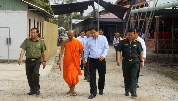Đồng bào Khmer TP Cần Thơ đón Tết Chôl Chnăm Thmây 2021 vui tươi, an toàn và hạnh phúc
