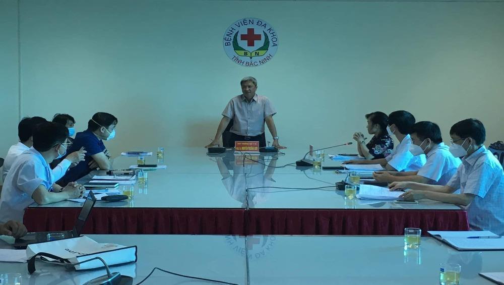 Bắc Ninh chuẩn bị cho kịch bản có 2.000 bệnh nhân COVID-19