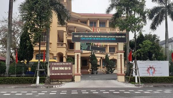 Vì sao Sở GTVT tỉnh Hưng Yên có nhân lực mà không sử dụng được?