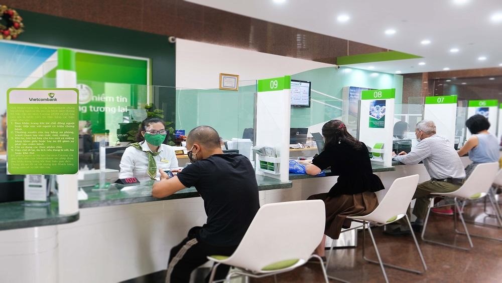 Vietcombank giãm lãi suất cho khách hàng ở Bắc Giang, Bắc Ninh