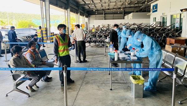 Phú Quốc kêu gọi 2 trường hợp nhập cảnh trái phép còn lại đến cơ sở y tế khai báo