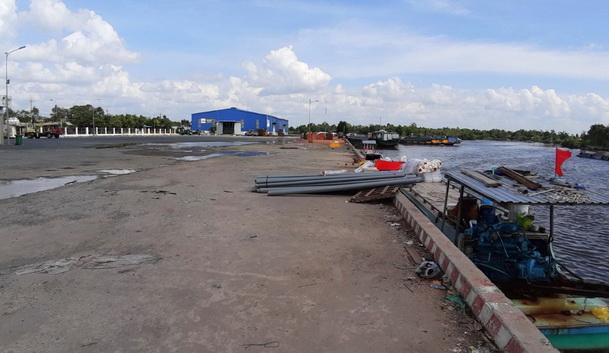 Cho thuê quyền quản lý, khai thác Cảng Cà Mau