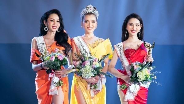Trân Đài đăng quang Hoa hậu chuyển giới Việt Nam 2021