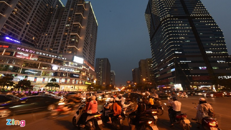 Vì sao thuê văn phòng hạng A tại Hà Nội quý I tăng đến 40%?