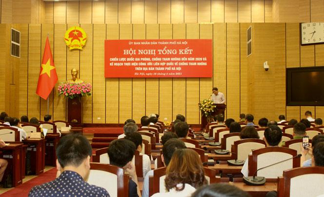 Hà Nội phát hiện sai phạm hơn 3,5 nghìn tỷ đồng liên quan đến tham nhũng