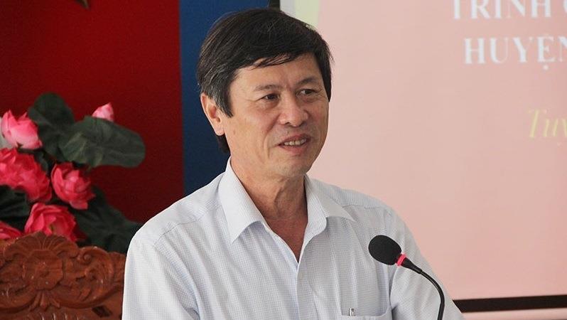 Kỷ luật cảnh cáo Chủ tịch UBND huyện Tuy An (Phú Yên)