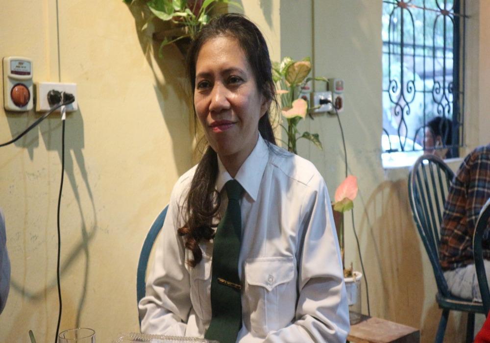 """""""Người mẹ"""" nặng tình với học sinh Đan Lai giữa đại ngàn xứ Nghệ"""