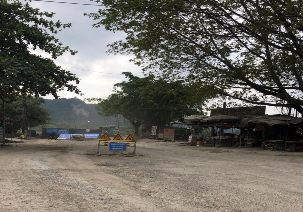 Bất cập thi công Cầu đập tràn Quan Sơn không làm đường tránh, người dân và doanh nghiệp kêu cứu