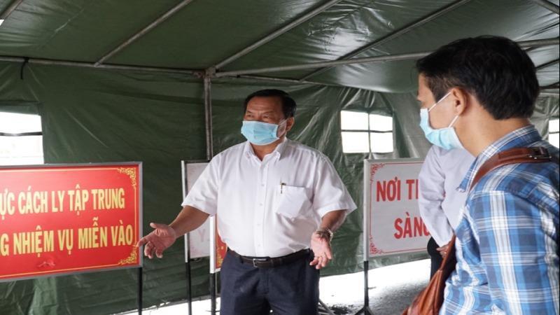 Truy tìm hai người quốc tịch Trung Quốc trốn khỏi khu cách ly ở Bình Dương