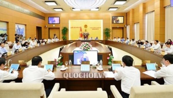 Nghị quyết của UBTVQH về công tác nhân sự