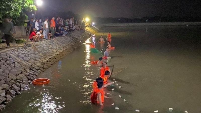 Nam sinh Hà Tĩnh tử vong khi đi tắm hồ
