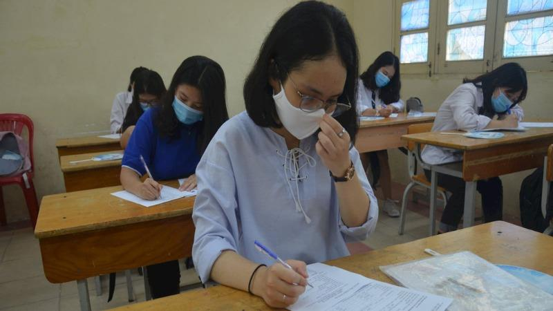 'Tỷ lệ chọi' vào lớp 10 trường công lập nào cao nhất ở Hà Nội?