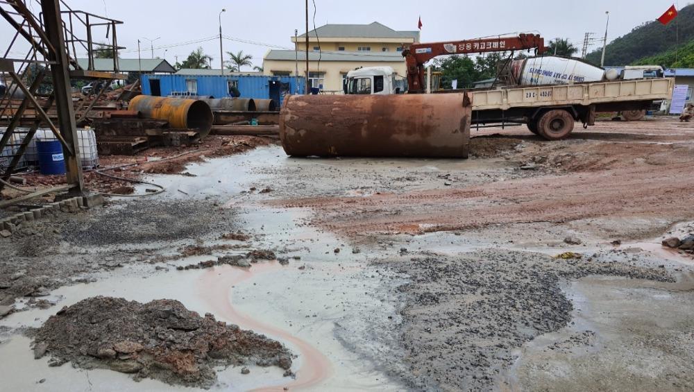 Một công ty ở Quảng Ninh bị xử phạt 55 triệu đồng vì vi phạm quy định về môi trường