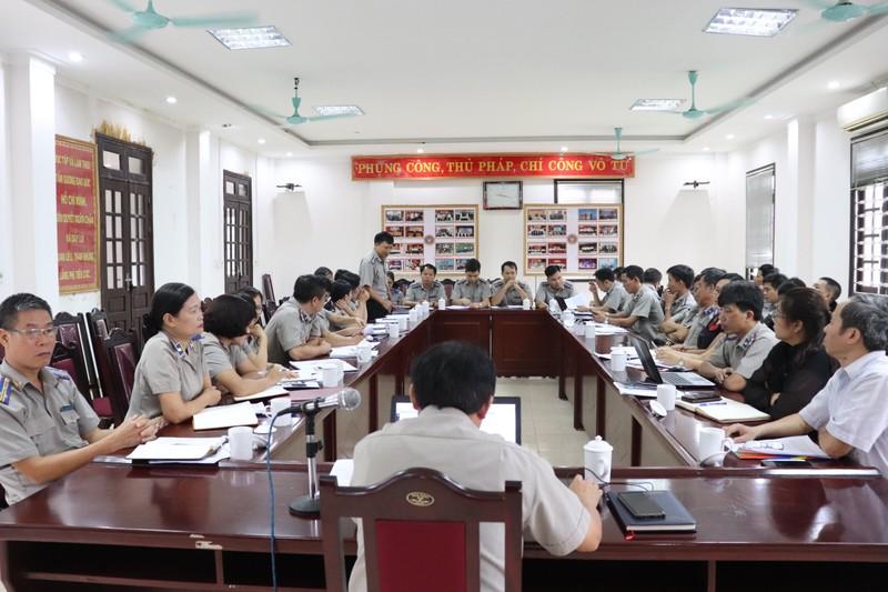 Cục Thi hành án dân sự Lào Cai kỷ niệm 73 năm ngày truyền thống
