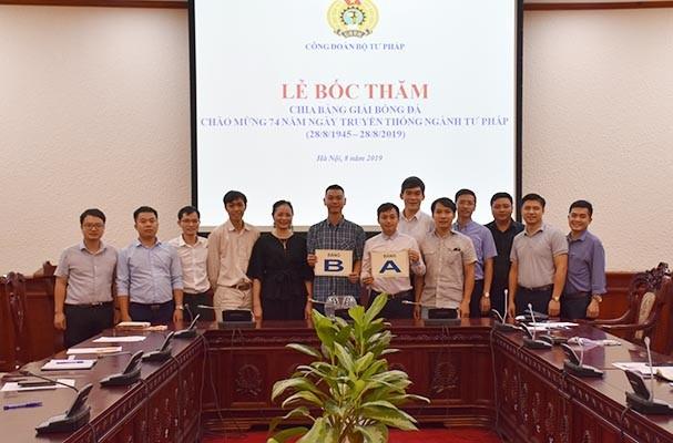 Sôi nổi hướng tới kỷ niệm Ngày truyền thống ngành Tư pháp Việt Nam