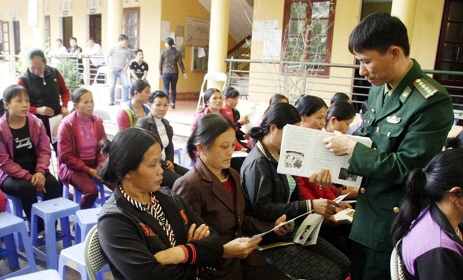 Tuyên truyền pháp luật ở Lạng Sơn ngày càng đi vào thực chất