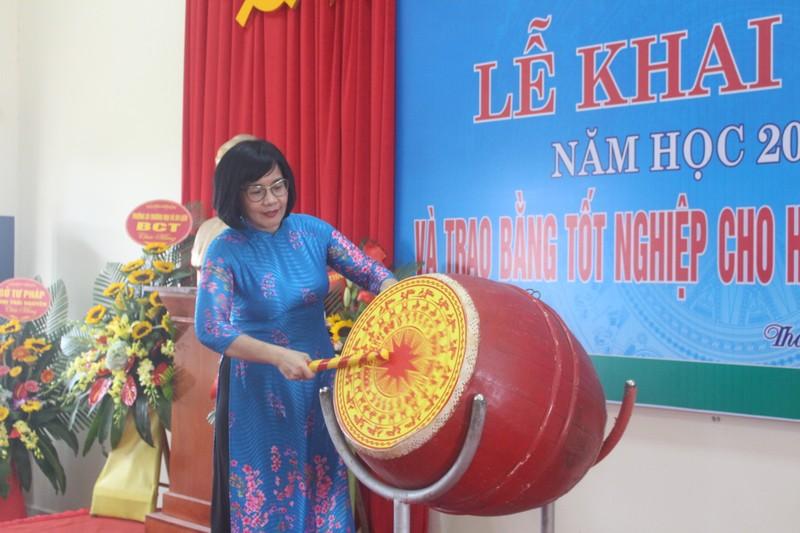 Trường Trung cấp luật Thái Nguyên khai giảng năm học 2019 – 2020