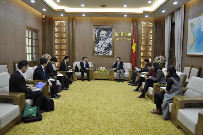 Mở rộng quan hệ ngoại giao tốt đẹp giữa Việt Nam – Nhật Bản